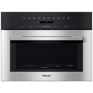 Miele M7140TC Built In Combination Microwave – STAINLESS STEEL