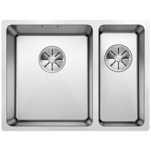 Blanco ANDANO 340-180-U SST LH 1.5 Bowl Undermount Sink BL467038 – STAINLESS STEEL