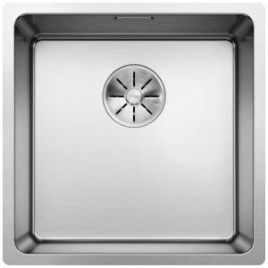 Blanco ANDANO 400-U SST Single Bowl Undermount Sink BL467034 – STAINLESS STEEL