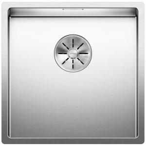 Blanco CLARON 400-U SST Single Bowl Undermount Sink BL467691 – STAINLESS STEEL