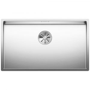 Blanco CLARON 700-U SST Single Bowl Undermount Sink BL467695 – STAINLESS STEEL