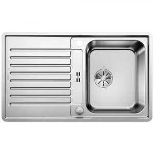 Blanco CLASSIC PRO 45 S-IF SST Single Bowl Inset Sink BL452644 – STAINLESS STEEL