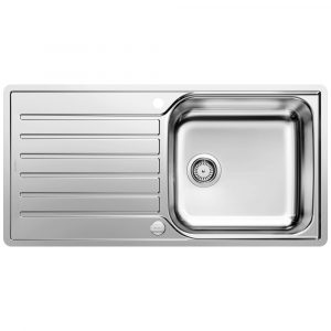 Blanco LANTOS XL 6 S-IF SST Single Bowl Inset Sink BL453630 – STAINLESS STEEL