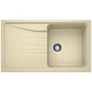 Blanco SONA 5 S CHAMPAGNE Silgranit Single Bowl Inset Sink BL468010 – CHAMPAGNE