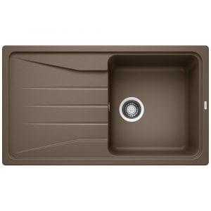 Blanco SONA 5 S NUTMEG Silgranit Single Bowl Inset Sink BL468210 – NUTMEG