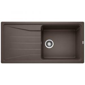 Blanco SONA XL 6 S COFFEE Silgranit Single Bowl Inset Sink BL468017 – COFFEE