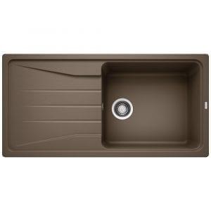 Blanco SONA XL 6 S NUTMEG Silgranit Single Bowl Inset Sink BL468212 – NUTMEG