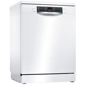 Bosch SMS46JW09G 60cm Serie 4 Freestanding Dishwasher – WHITE