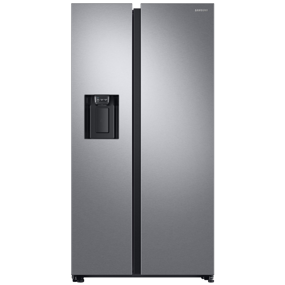 Samsung RS68N8220S9 American Style Fridge Freezer With Ice & Water - STAINLESS STEEL