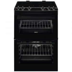 Zanussi ZCI66050BA 60cm Freestanding Induction Cooker – BLACK