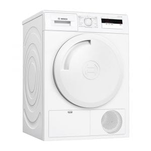 Bosch WTH84000GB 8kg Serie 4 Heat Pump Condenser Dryer – WHITE