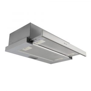 Caple TSCH601 60cm Telescopic Hood – STAINLESS STEEL