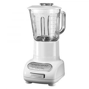 Kitchen Aid 5KSB5553BWH Artisan Stand Blender – WHITE