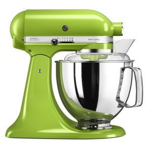 KitchenAid 5KSM175PSBGA 175 Artisan Stand Mixer 4.8 Litre – GREEN APPLE