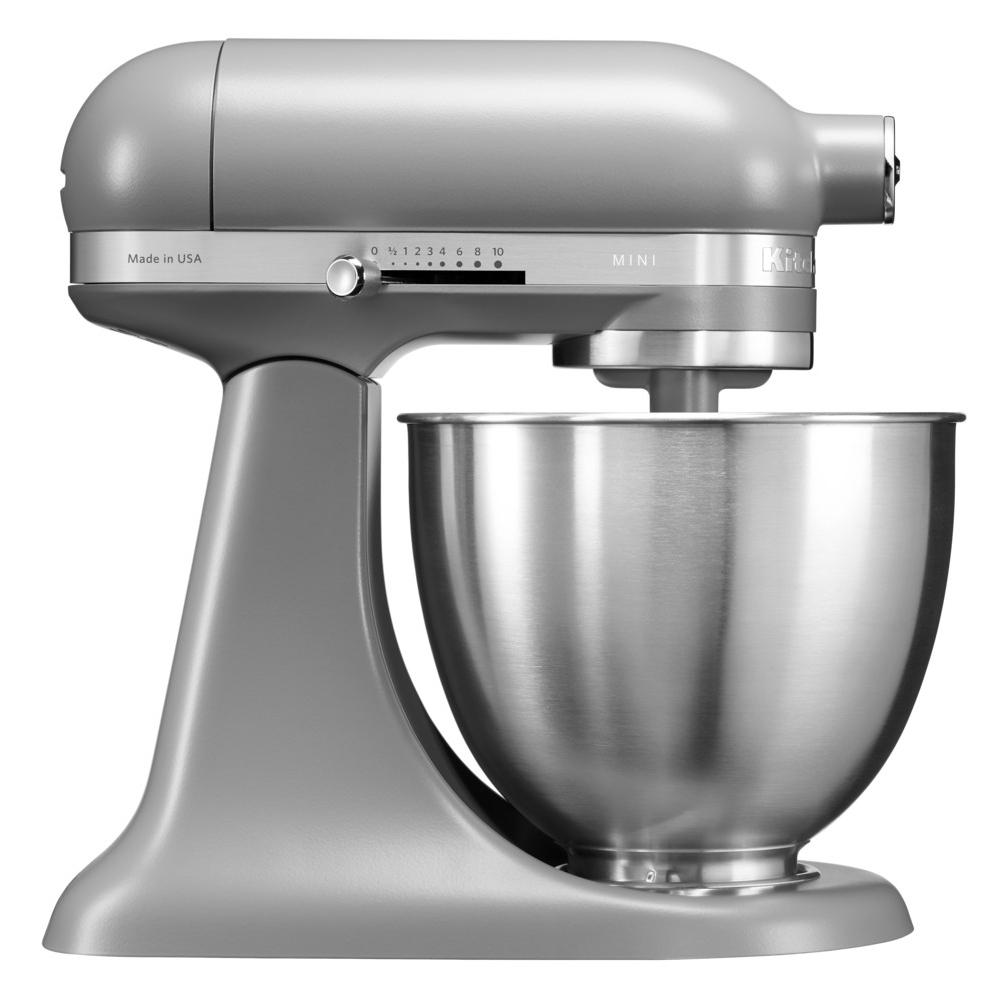 KitchenAid 5KSM3311XBFG Mini Tilt-Head Stand Mixer 3.3 Litre - MATT GREY