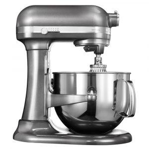 KitchenAid 5KSM7580XBMS Artisan Stand Mixer 6.9 Litre – MEDALLION SILVER