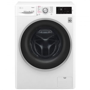 LG F4J609WS 9kg Steam Washing Machine 1400rpm – WHITE