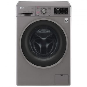LG F4J610SS 10kg Steam Washing Machine 1400rpm – GRAPHITE
