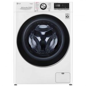LG F4V709WTS 9kg Steam Washing Machine 1400rpm – WHITE