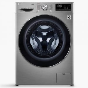 LG F4V710STS 10kg Steam Washing Machine 1400rpm – GRAPHITE