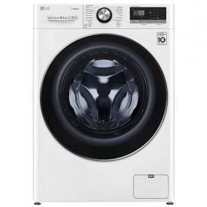 LG F4V710WTS 10kg Steam Washing Machine 1400rpm – WHITE