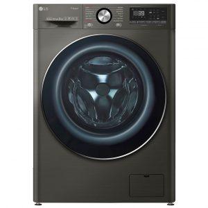 LG F4V909BTS 9kg Steam Washing Machine 1400rpm – BLACK STEEL