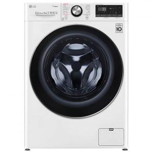 LG F4V909WTS 9kg Steam Washing Machine 1400rpm – WHITE
