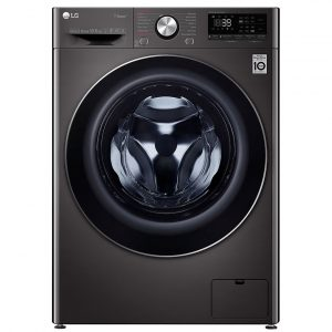 LG F4V910BTS 10.5kg Steam Washing Machine 1400rpm – BLACK STEEL