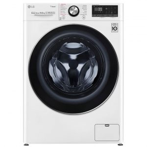 LG F4V910WTS 10kg Steam Washing Machine 1400rpm – WHITE