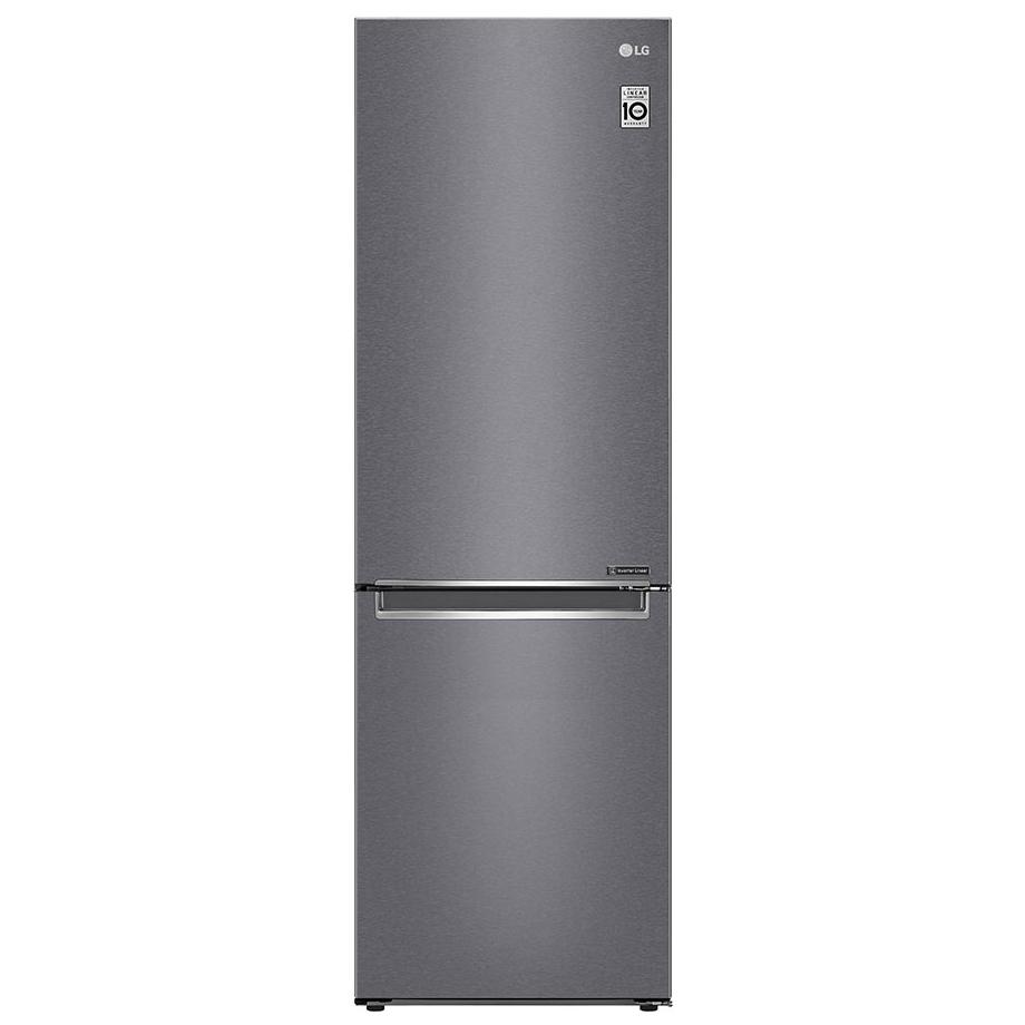 LG GBB61DSJZN 60cm Frost Free Fridge Freezer - GRAPHITE