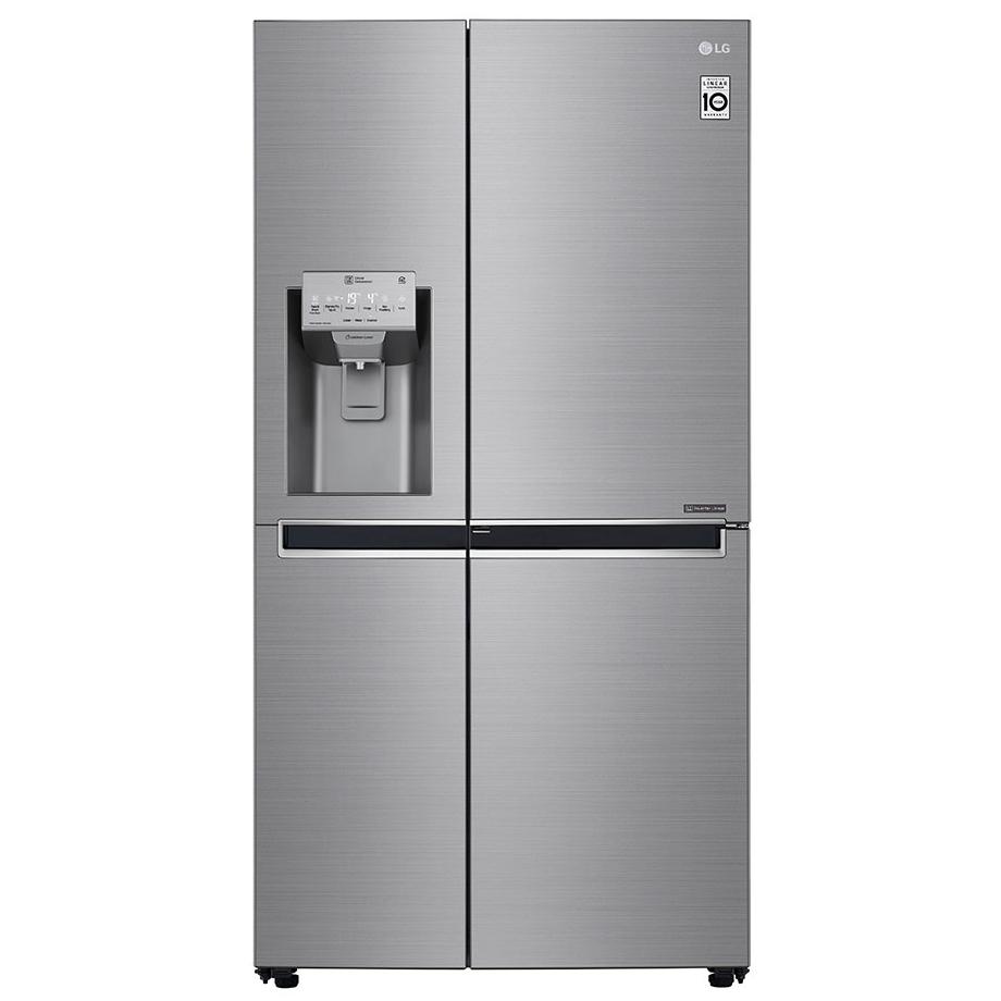 LG GSJ961PZVV Door In Door American Style Fridge Freezer Non Plumbed - STAINLESS STEEL
