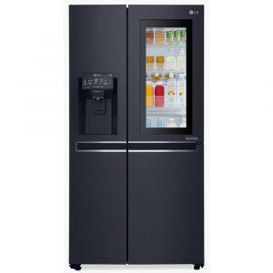 LG GSX960MCVZ Door In Door Instaview American Fridge Freezer – BLACK STEEL