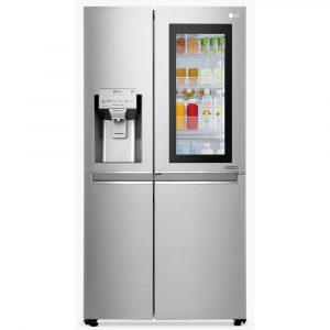 LG GSX961NSVZ Door In Door Instaview American Fridge Freezer Non Plumbed – STAINLESS STEEL