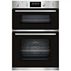 Neff U2GCH7AN0B N50 Pyrolytic CircoTherm Built In Double Oven – STAINLESS STEEL