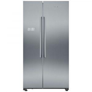 Siemens KA93NVIFP American Style Fridge Freezer Non Ice & Water – STAINLESS STEEL