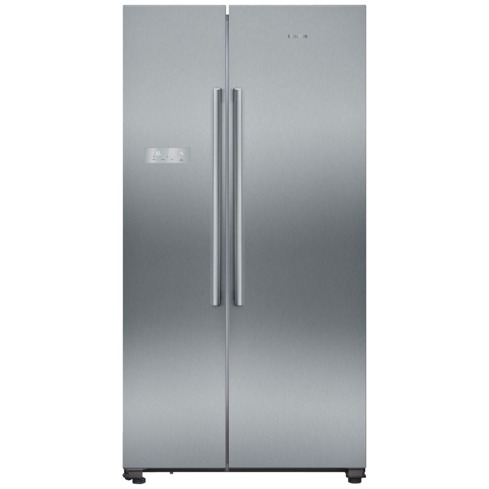 Siemens KA93NVIFP American Style Fridge Freezer Non Ice & Water - STAINLESS STEEL