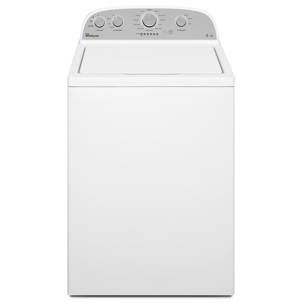 Whirlpool 3LWTW4815FW 15kg American Top Loading Washing Machine - WHITE