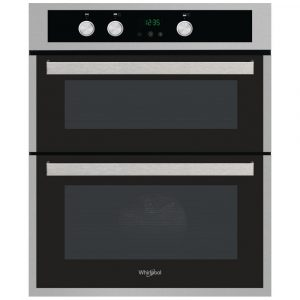 Whirlpool AKL307IX Built Under Multifunction Double Oven – STAINLESS STEEL