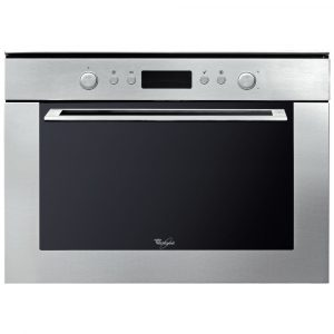 Whirlpool AMW820IX 60cm Built In Combi Microwave For Tall Housing – STAINLESS STEEL