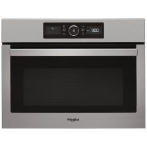 Whirlpool AMW9615IX 60cm Built In Combi Microwave For Tall Housing – STAINLESS STEEL