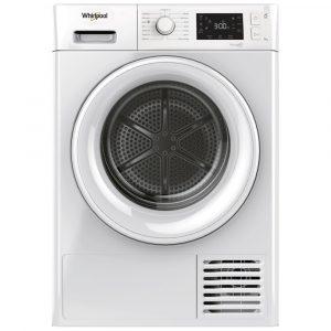 Whirlpool FTM229X2 9kg Heat Pump Condenser Dryer – WHITE