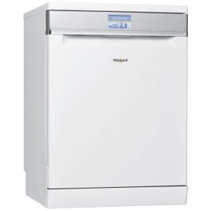 Whirlpool WFF4O33DLTG 60cm Freestanding Dishwasher – WHITE