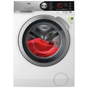 AEG L8FEC966CA 9kg OKO Steam AutoDose Washing Machine 1600rpm – WHITE