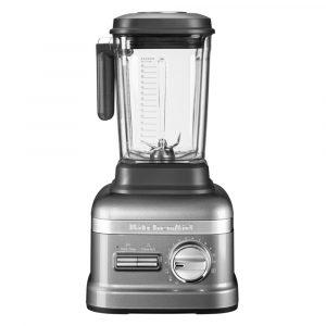 Kitchen Aid 5KSB8270BMS Artisan Power Plus Blender – MEDALLION SILVER