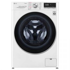 LG F4V509WS 9kg Steam Washing Machine 1400rpm – WHITE