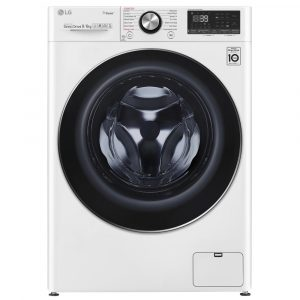 LG FWV996WTS 9kg/6kg Direct Drive Steam Washer Dryer – WHITE