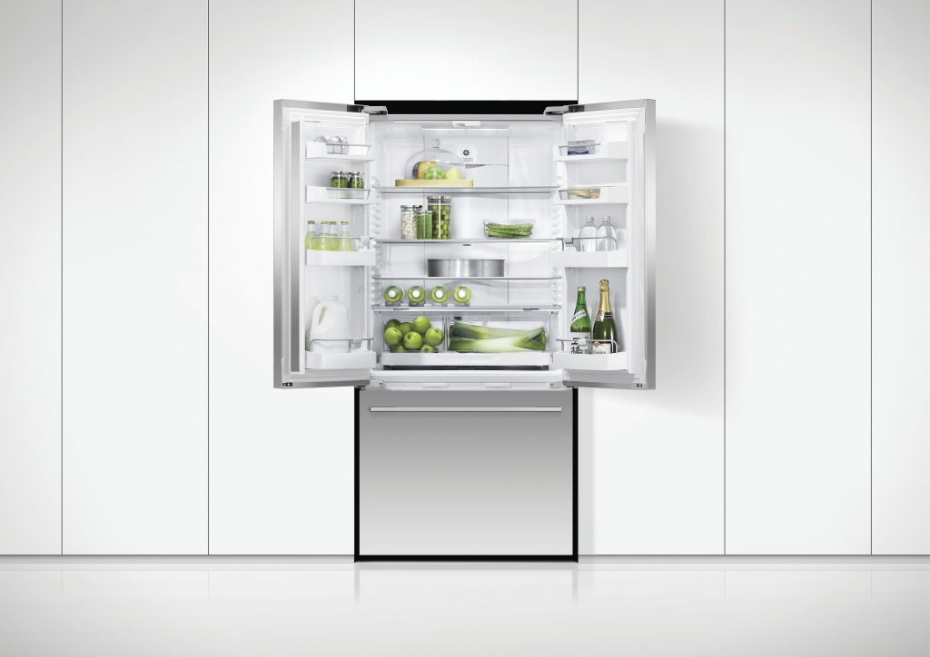 Fisher & Paykel French Style Fridge Freezer RF522ADX4
