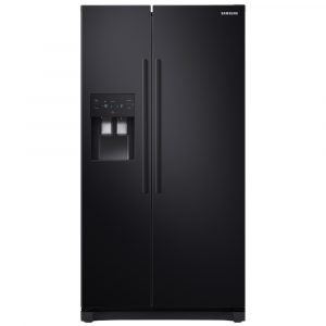 Samsung RS50N3513BC American Fridge Freezer With Ice & Water – BLACK