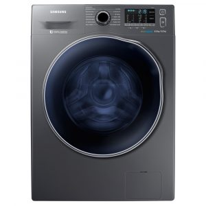 Samsung WD80J5A10AX 8kg Ecobubble Washer Dryer – GRAPHITE