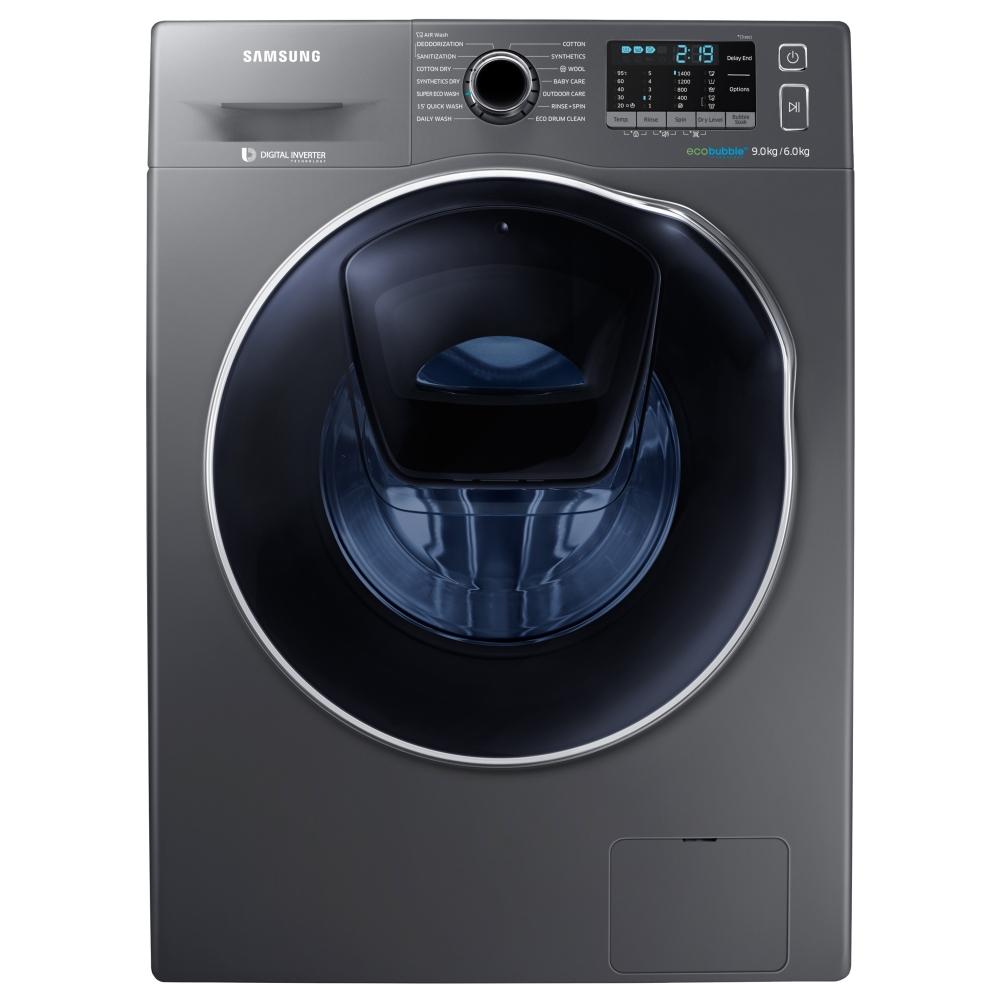 Samsung Wd90k5b10ox 9kg 6kg Addwash Washer Dryer